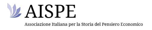 AISPE – Associazione per la Storia del Pensiero Economico